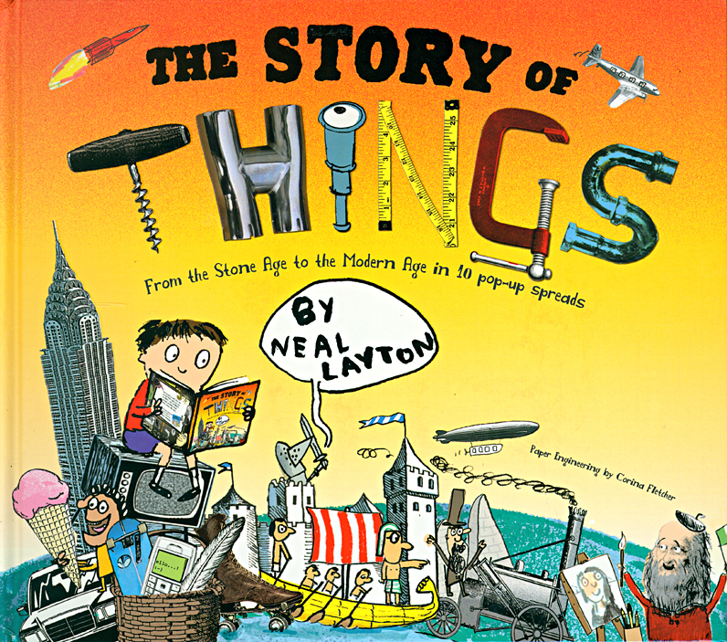 The Story of Things Cover