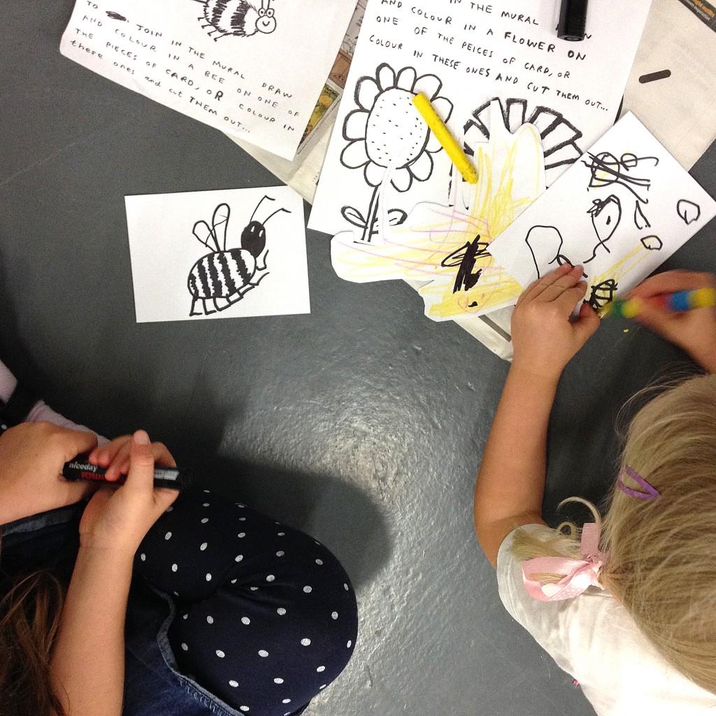 bear drawings kids